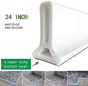 ZITOOP - Tapón de agua plegable para el umbral del agua, para baño y cocina: Amazon.es: Bricolaje y herramientas