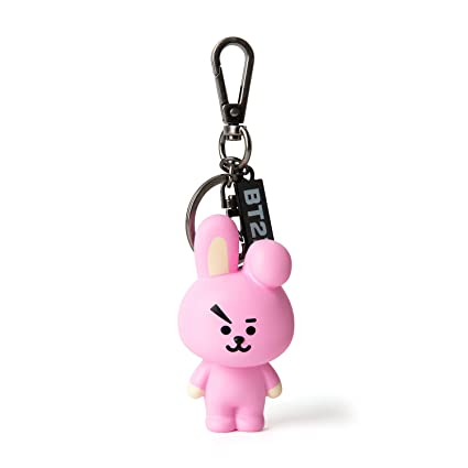 BT21 Official Merchandise by Line Friends - Cooky Keychain Ring