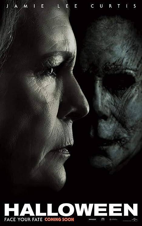 Halloween 2020 Ds Poster Amazon.: HALLOWEEN MOVIE POSTER 2 Sided ORIGINAL INTL Version