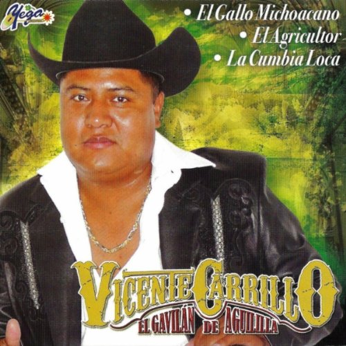 Amazon.com: La Cumbia Loca: Vicente Carrillo: MP3 Downloads