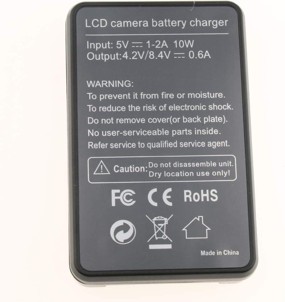 Almencla LC-E12 Charger for LP-E12 Battery Canon M M2 M10 M50 M100 100D Rebel SL1