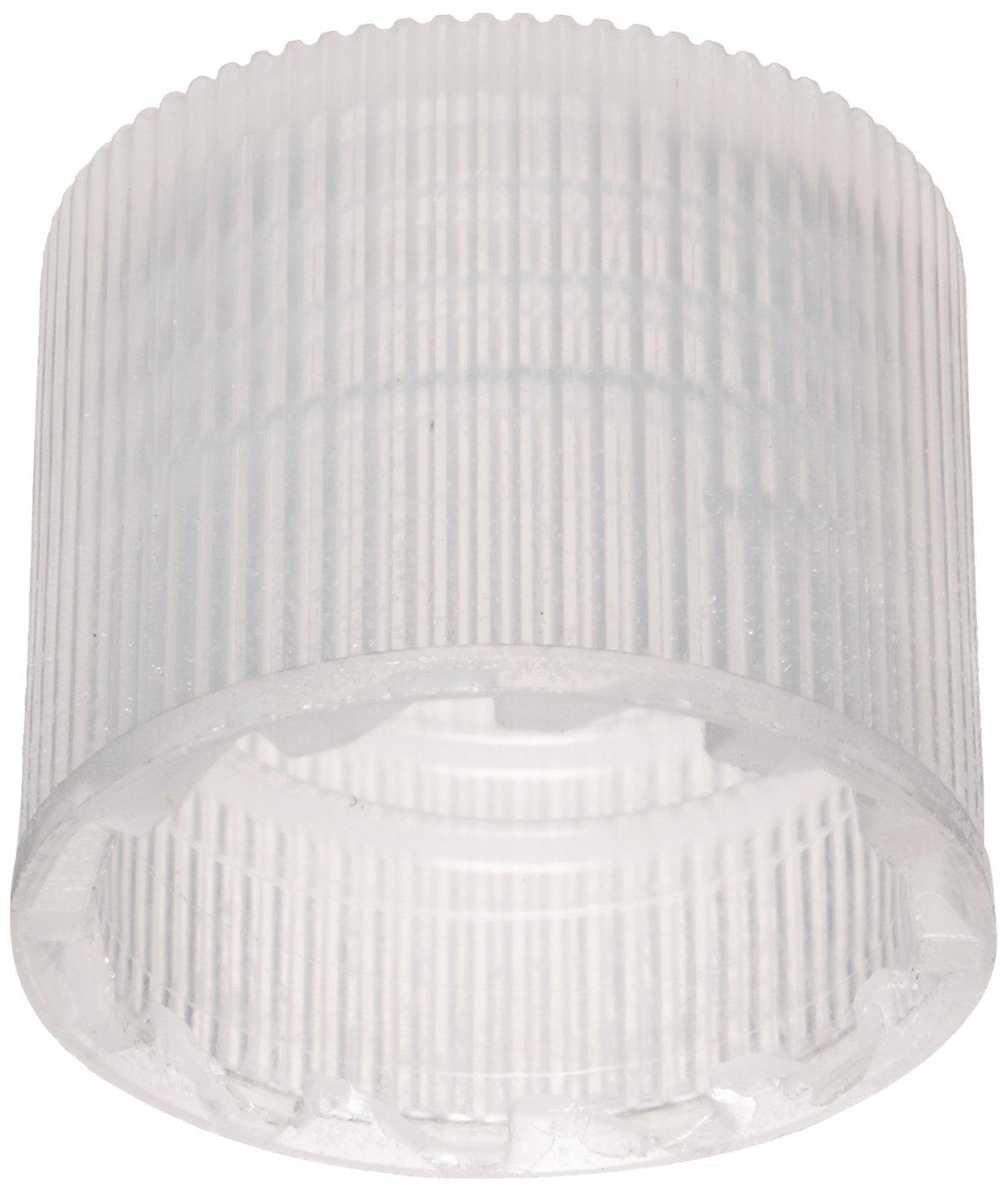 Natural Bulk Pack Kimble-Chase 18415 Polypropylene Centrifuge Tube Cap 18-415 GPI Screw Thread Finish Case of 5000 Linerless