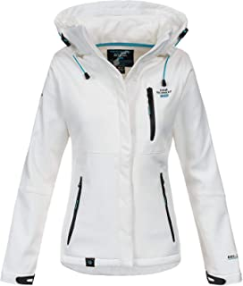 Geographical Norway Mujer Chaqueta Outdoor Softshell ...
