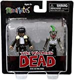 Minimates - The Walking Dead - Shane & Punk Zombie