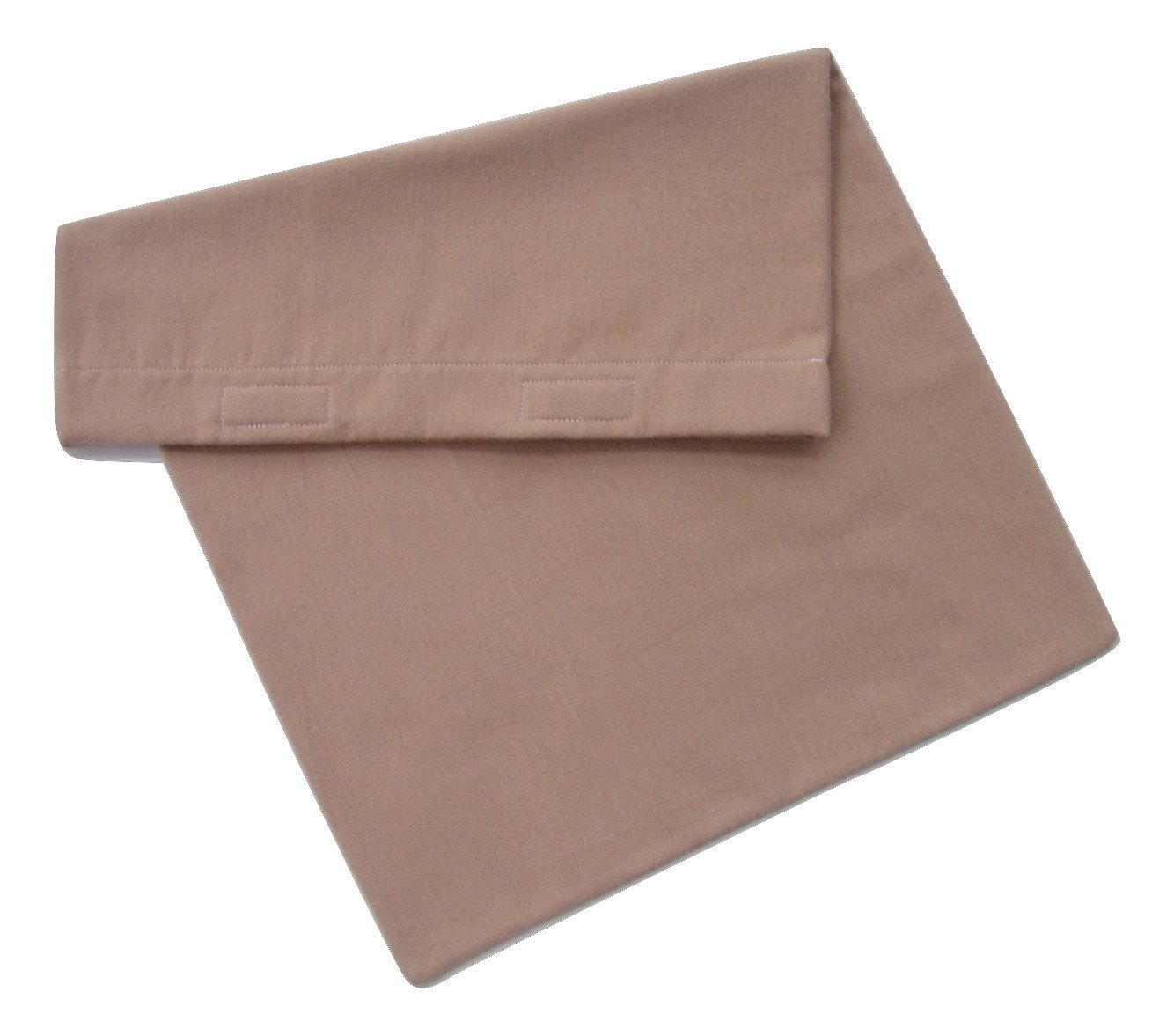 """12""""x24"""" Flannel Replacement Heating Pad Cover or Pillowcase. 100% Soft Cotton Flannel"""