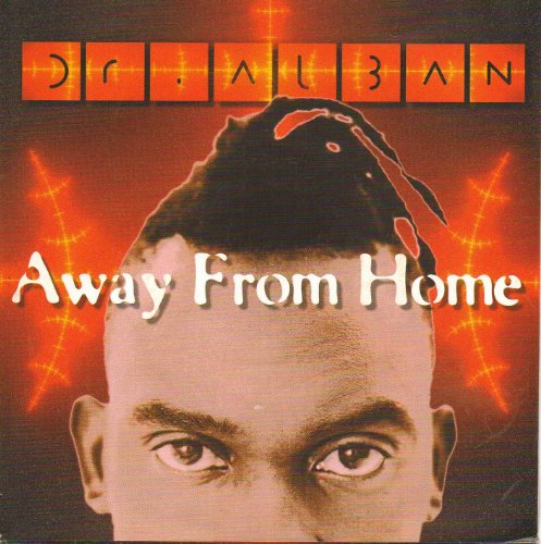 Dr. Alban - Away From Home (1994) / Vinyl Single [vinyl-Single 7