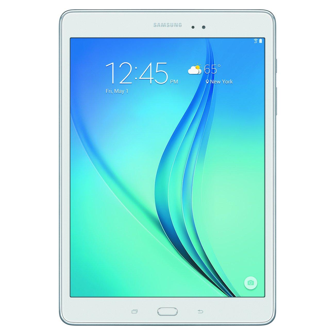 Samsung Galaxy Tab A 9.7-Inch Tablet (16 GB, White)