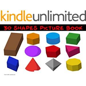 30 Shapes Picture Book