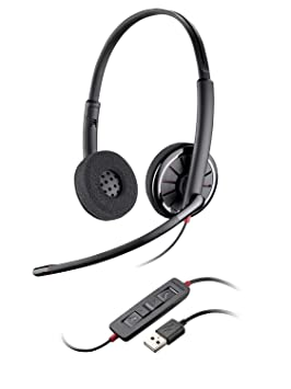 57e3b83c0b6 Plantronics Blackwire C320 USB Headset: Amazon.co.uk: Hi-Fi & Speakers