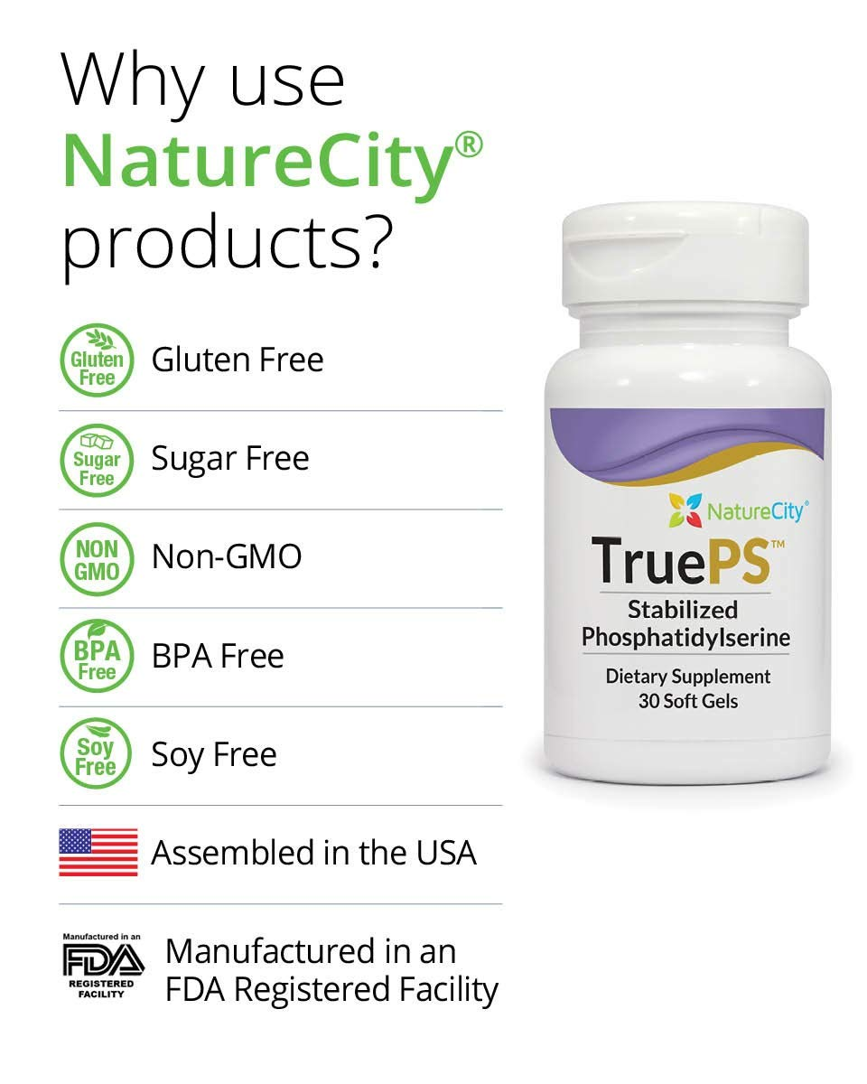 TruePS Soy Free Phosphatidylserine Supplement 2