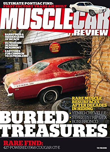 Magazines : Muscle Car Review