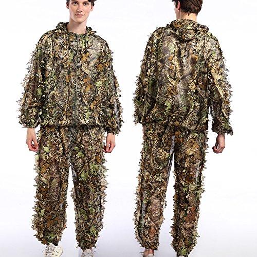 Woodland Camouflage Suit - 9