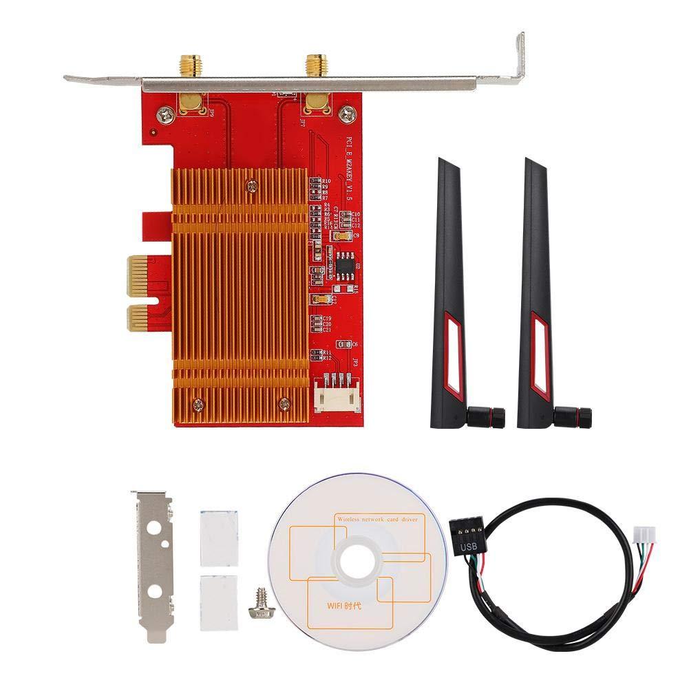 Mugast para Tarjeta de Red Intel 9260AC 9260NGW, Bluetooth ...