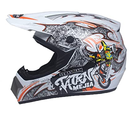 Amazon.es: Casco de Motocross para Adolescentes, Adultos ...