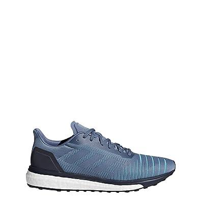 finest selection 8ddf9 a290e adidas Solar Drive Shoe Mens Running 6.5 Raw Steel-Hi Res Aqua
