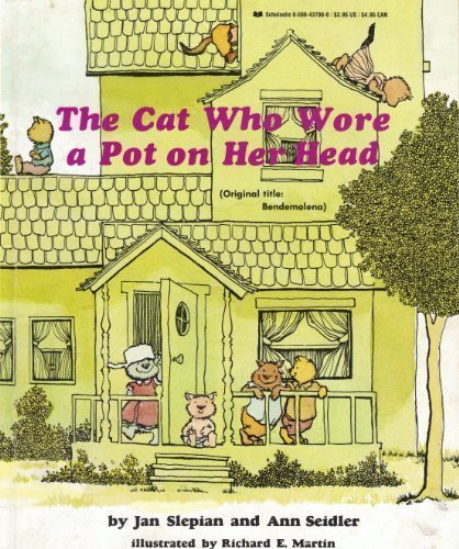 - The Cat Who Wore a Pot On Her Head