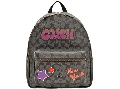 f315bbd12991 Amazon | (コーチ) COACH バッグ リュックサック バックパック シグネチャー アウトレット f31499 [並行輸入品] | COACH (コーチ) | レディース