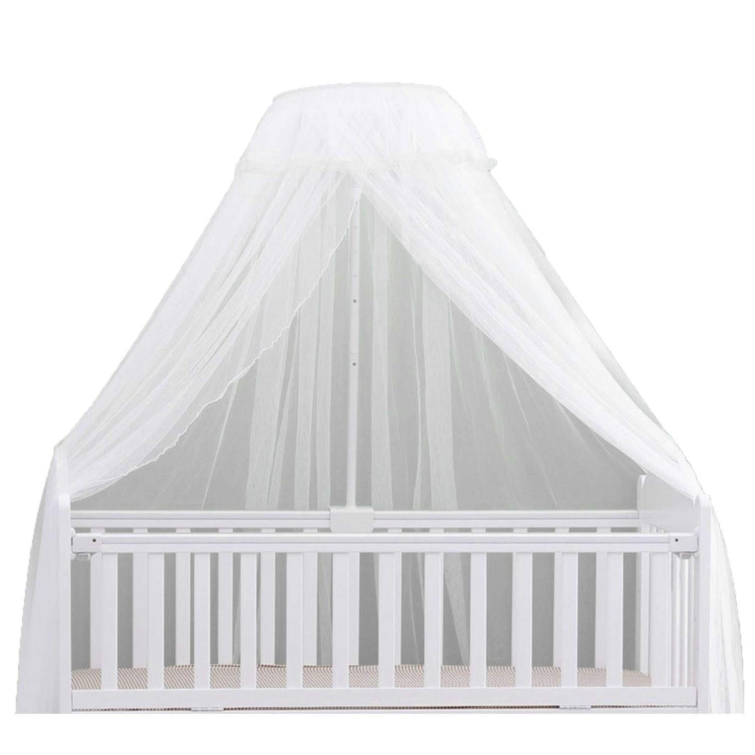Kindsells Dome Curtain Baby Mosquito Net Child Bed Bedroom Floor Type Mesh Encryption Bed Canopies & Drapes