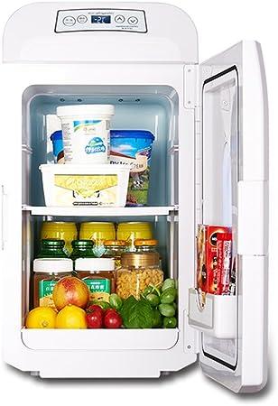 YQQ-Refrigerador de coche 35L Mini Nevera Caja Fría Portátil ...
