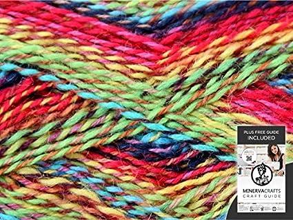Lana para tejer calcetines Wendy Roam Fusion 4 capas 2033 Pike - 5 x 100 gramo