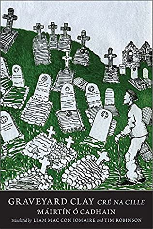 book cover of Graveyard Clay