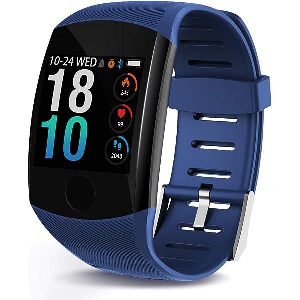 Amazon.com : LEKOO Fitness Tracker - Activity Tracker with ...