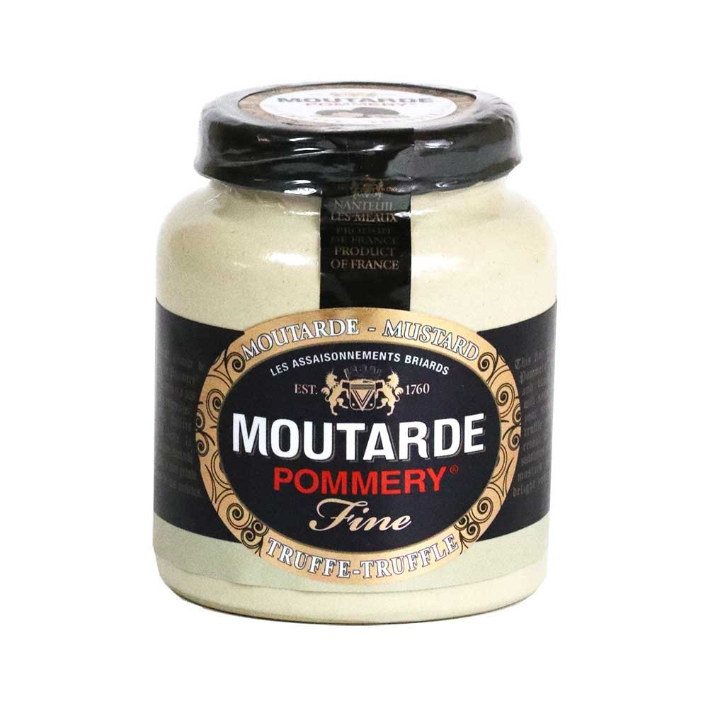 Pommery - Truffle Mustard, 100g (3.5 oz) by Pommery (Image #1)