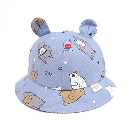 8d27f248 Amazon.com: Teng Peng- Children's Sun Hat - 2-3-4 Year Old Fisherman ...