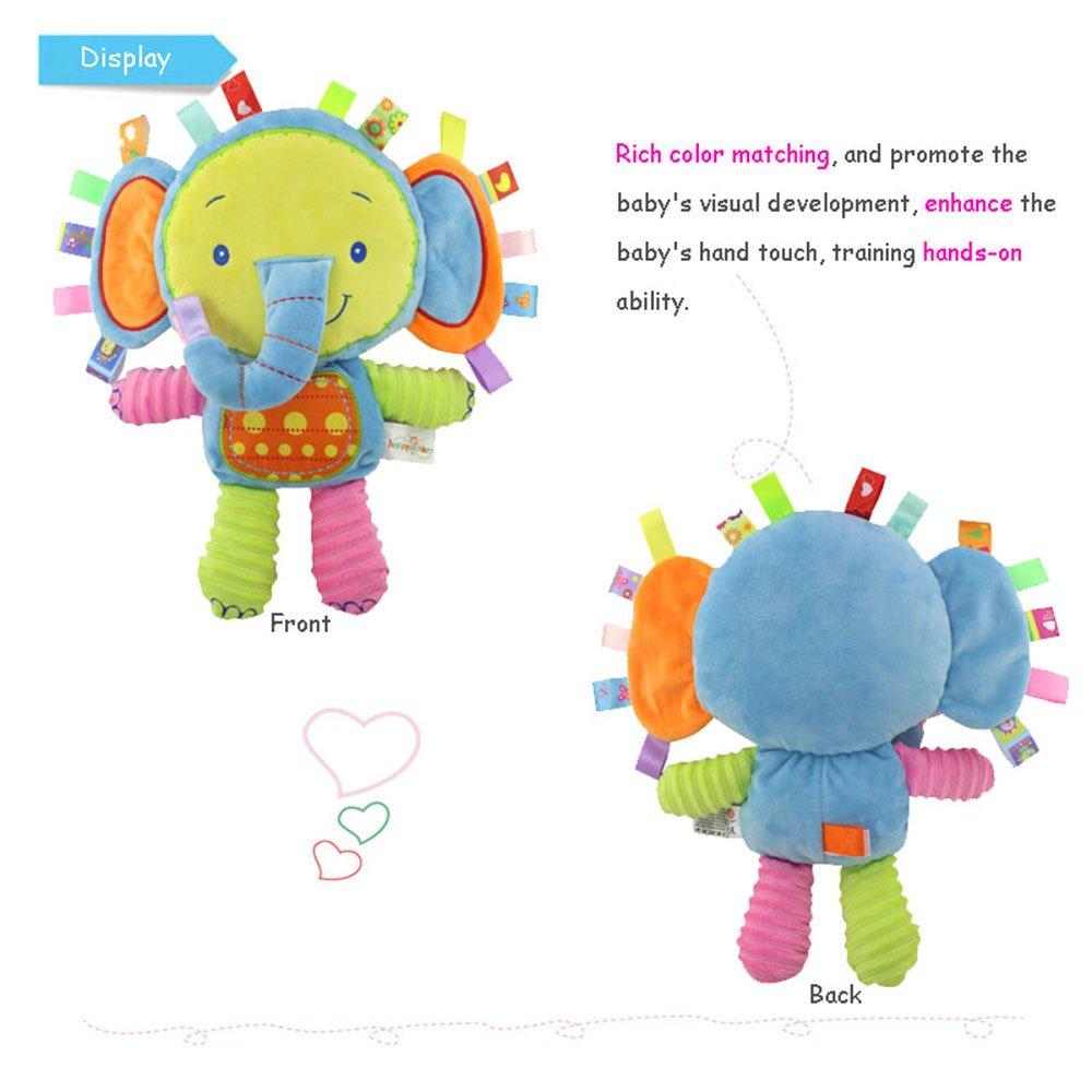 Tololo bebé muñeca juguete suave gamuza de peluche Cartoon Animales ...