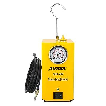 Detector de fugas para coches, de Autool, 12 V, para sistemas de tuberías