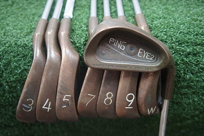 Ping ojo 2 + Becu berilio cobre para diestros juego de ...