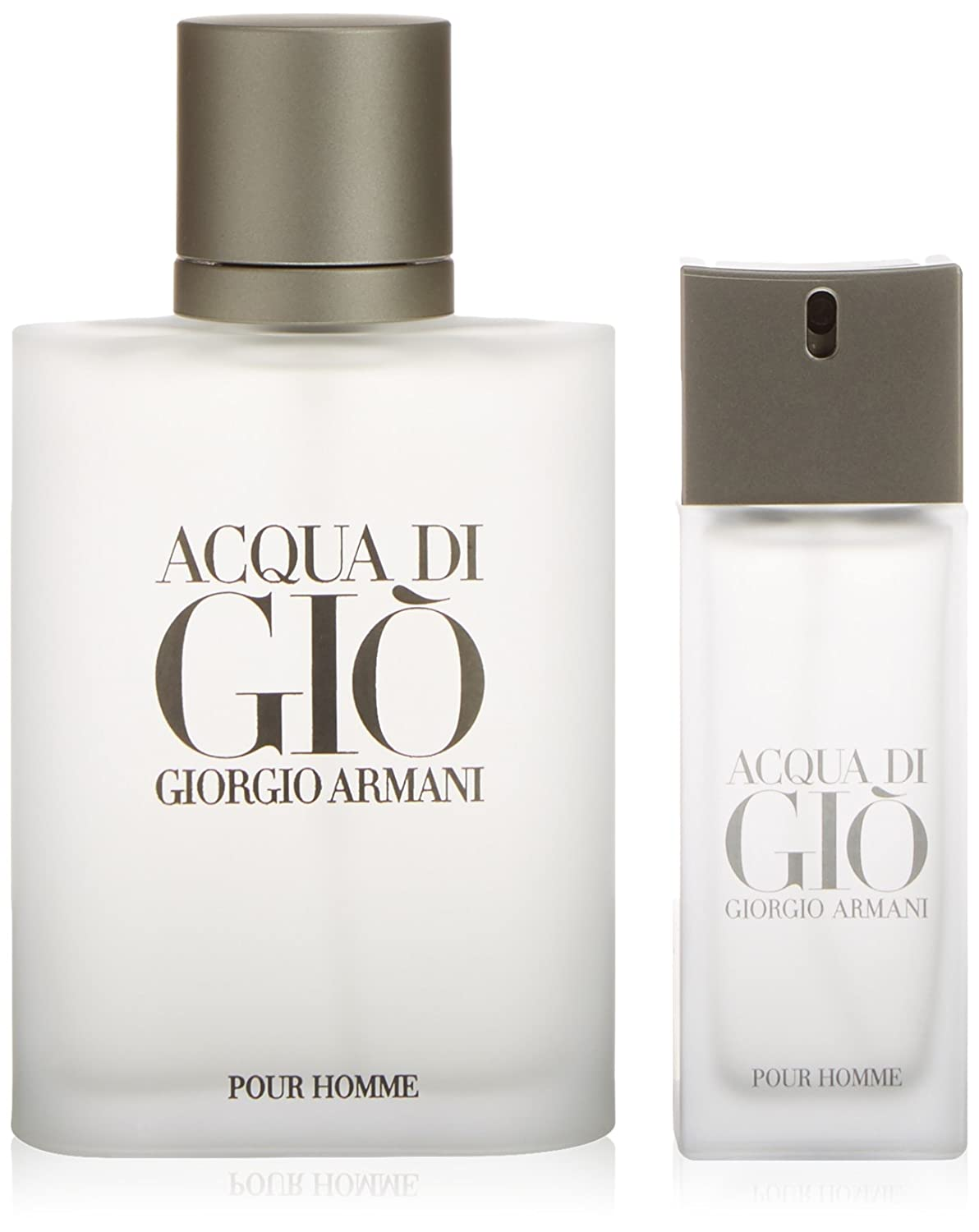 Armani Acqua Di Gio Agua de Colonia + Agua de Colonia Mini - 1 Pack: Amazon.es