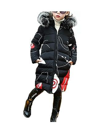 309a4b3badde4 Meridiaga - Manteau - Fille  Amazon.fr  Vêtements et accessoires