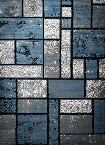 Giuliana Dusty Brick Light Blue/Gray Area ()
