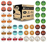 Best Flavored K Cups - K-Cup Flavored Variety Sampler, Keurig Single-Serve Coffee, 40 Review