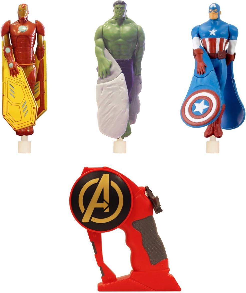 BANDAI – 84592 – Mega Pack – Flying Heroes 3 Avengers – , Multicolor: Amazon.es: Juguetes y juegos