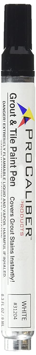 ProCaliber Products 31-20-4 Grout Tile and Appliance Touch-Up Paint Pen