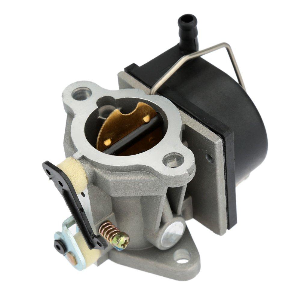 KKmoon Para Carburador Tecumseh 640065 640065A OV358EA OVH135 Carb Sustitució n con Goma