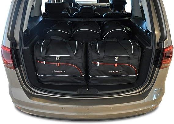 Kjust Dedizierte Reisetaschen 5 Stk Set Kompatibel Mit Seat Alhambra Ii 2010 Auto