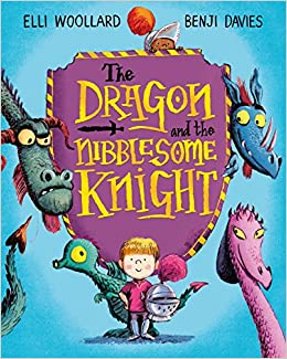 Image result for the dragon and the nibblesome knight