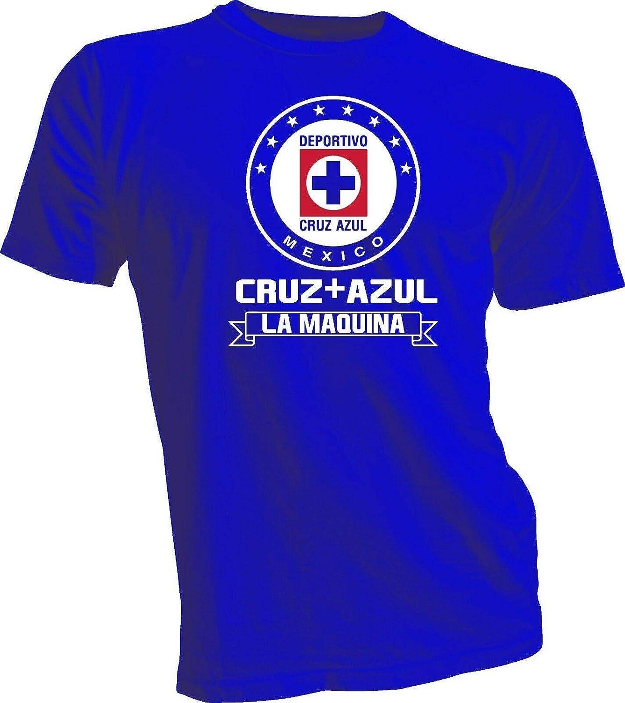 Liga MX New Club Deportivo Cruz Azul T Shirt Size XLarge Playera de Cruz Azul