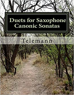 Duets for Saxophone- Canonic Sonatas