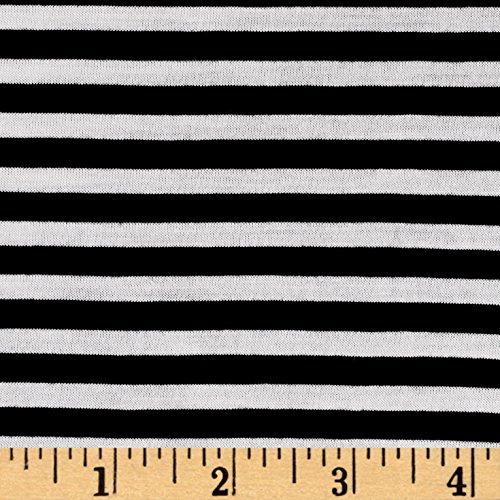 White Jersey Knit Polyester - 2