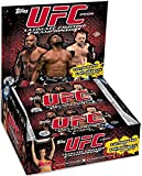 Topps 2009 UFC Ultimate Fighting Championship [Round 2] Trading Card HOBBY EDITION Box [16 Packs] review
