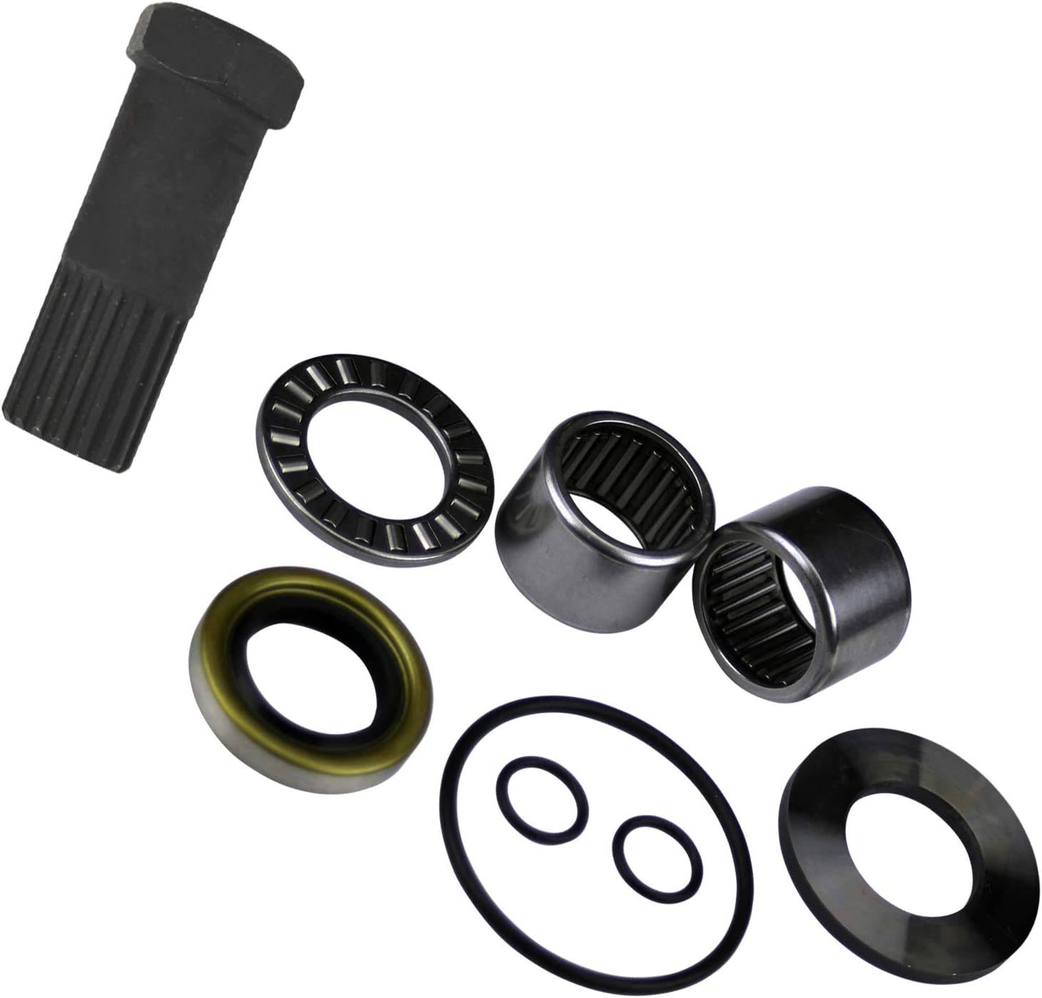 Compatible With Sea-Doo, Fits 1990-91 GT, 1992-96 GTS /& 1992-1994 GTX Jet Pump Bearing /& Seal Rebuilt kit w//Impeller Tool