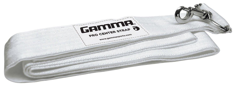 Amazon.com: Gamma Pro correa central, color blanco: Sports ...