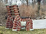 Stacked Arch Brick Bench Precast Mold Set