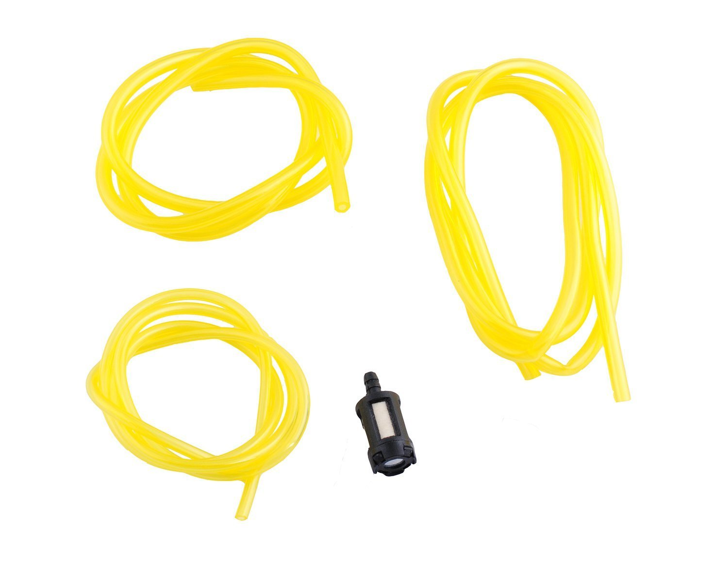 Amazon.com : 2 Cycle Fuel Line Repair Kit for Chainsaws Snow Blowers  Weedeaters and for All Makes and Models of 2 Cycle Equipment.