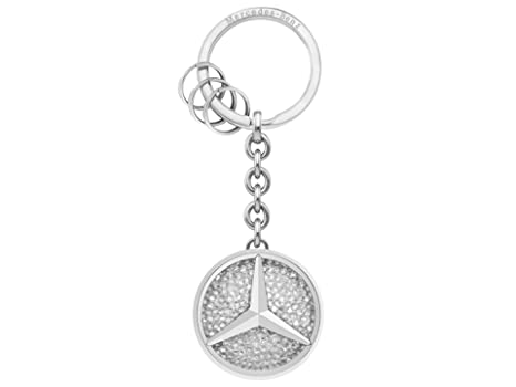 MB Llavero de Mercedes Benz St. Tropez, Acero Inoxidable ...