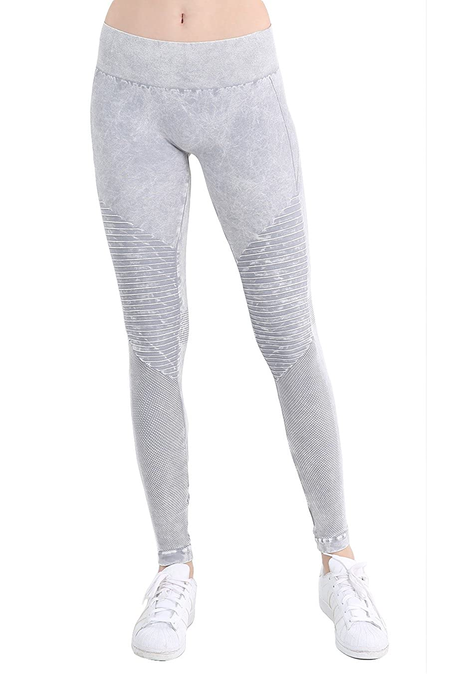 b09e96388ffeca 92% Nylon/8% Spandex 100% QUALITY GUARANTEE - We take great pride in  providing top notch quality leggings that were manufactured in-house made  in USA.